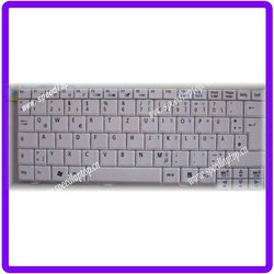 Laptop keyboard For Acer Aspire One White Color Germany Layout Zg5