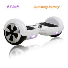 Self balancing 2 wheel scooter sidecars