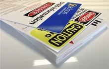 Printed Corrugated Plastic Board/Corflute/Correx/Cartonplast/Coreflute Sheet Sign/Printing