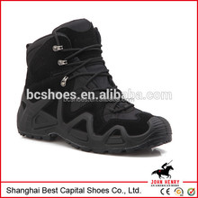 desert camo Boots/camo neoprene hunting boots/black shoes