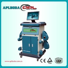 wheel alignment and balancing machine,shaft alignment