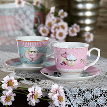250CC Elegant Fine New Bone China Ceramic Tea Cup