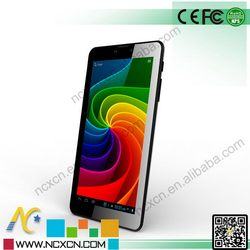 7 Inch ultrathin frame design quad-core with WIFI/BT/GPS/FM Android Tablet PC(MID/PAD)-MTK6572
