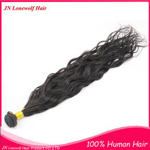 Natural Wave Virgin Hair Bundles /Gorgeous100% raw unprocessed natural virgin hair