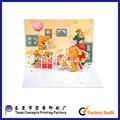 Impresión profesional hechos a mano hermosa cumpleaños de los niños picture card