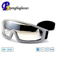 2015 hot sale custom logo high quality motorcycle safety glasses