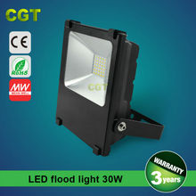 30W CE ROHS LED LIGHTS GARDEN LIGHT LED FLOOD LIGHT INDOOR 3 YEARS WARRANTY CE ROHS APPROVED
