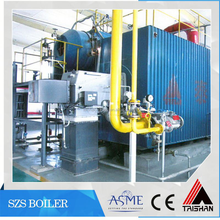 40 Ton High Capability And Quality Heavy Oil Steam Boiler