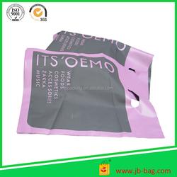 2015 AZO free custom made oxo biodegradable shopping plastic bag