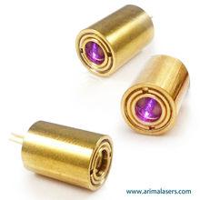 850nm 15mW 3V D10.5mm IR Infrared Laser Diode Module, Adjustable Focus Infrared Laser Module for Medical Treatment/ Sensor
