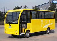Electric passenger bus