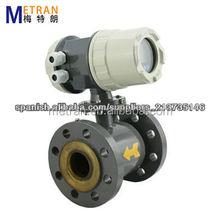Flange type bitumen flow meter 200 degrees
