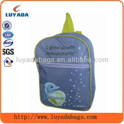 2015 China factory personalized kid backpack for children
