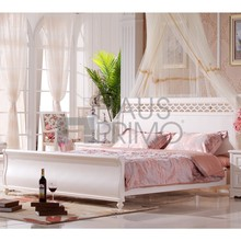 Hongjin Fancy White Bedroom Furniture Sets for Adult