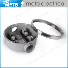100A ANSI standard single phase residential round electric meter socket base for enery meter