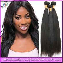 Factory wholesale price indian human hair extension grade 5a 6a 7a 8a 16 inches straight indian remy hair extensions