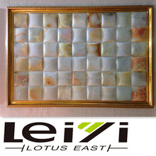 Luxury Chinese Mosaic Tile, Marble Mosaic, Tile Mosaic for Interior Decorate