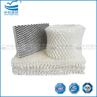Greenhouse honeywell evaporative cooling pad humidifier wick filter