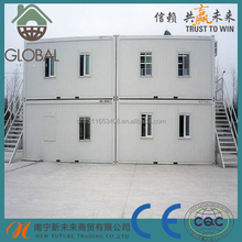 beautiful cargo container house design