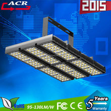 Parking garage LED lamp with storage battery 180w IP65 for indoor car parking lot