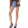 Wholesale Ladies Fancy Design Hot Short Baggy Pants Jeans