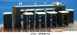 ATOP patio furniture modern furniture coffee shop tables and chairs