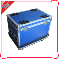 factory price fireproof plywood led screen flight case