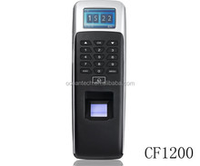 Mini Telephone Shape Fingerprint Access Control and Time Attendance Recording machine with TCP/IP and USB Port