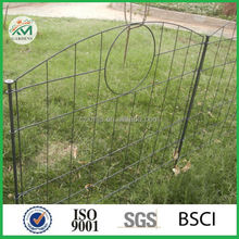 New Product Small Garden Fence Decorative Fence