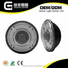 """New arrival 5"""" round led car headlight with DOT approved"""