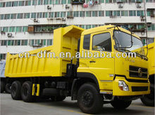 Dongfeng 340HP and 370HP Truck/Dump Truck,/tipper truck with Cummins Engine 60-70 ton used in the construction