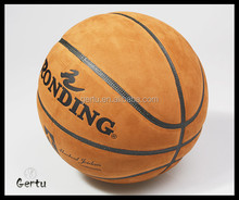 Standard official size cow leather basketball