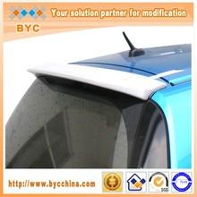Fiber Glass Roof Spoiler Rear Spoiler For Honda Jazz/Fit OEM Style