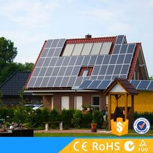 Energy saving solar kit 5kw solar system off grid with satisfactory price