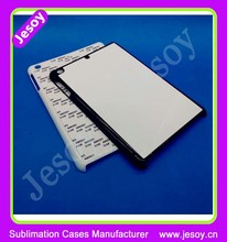 JESOY Hot Selling Sublimation Case Made In Alibaba, 2D Blank Sublimation Case For ipad