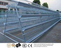 good quality galvanized chicken layer cage(china factory)