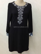 sequined beaded rhinestoned baju kurung top blouse baju top