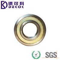 Factory price high speed 6000-2Z 6000-RS 6000 ball bearing motorcycle steel ball bearing