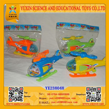 2015 Cheap Candy Toy Airplane Sugar Filling Toy