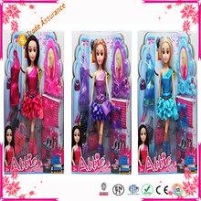 Hot Selling Fashion Plastic Doll