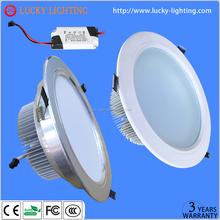 White cover ra80 5w led ceiling lights led lux down light