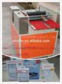 Machine boîte de colle transparente, petg machine boîte de colle