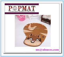 Comfortable Cute Cartoon Squirrel Fatigue Mouse Pad