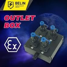 explosion proof electrical outlet box extension