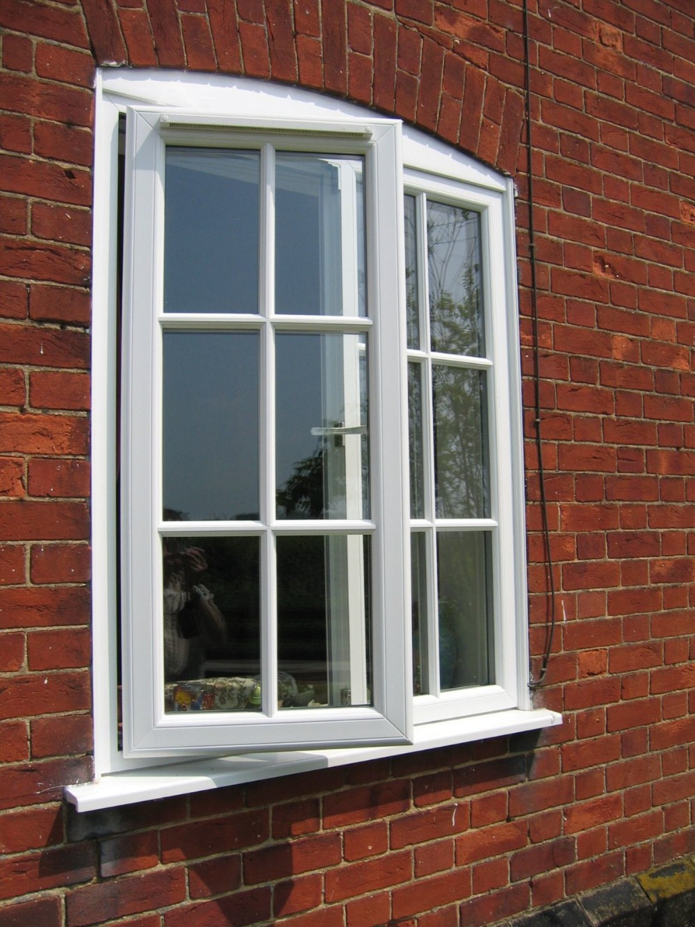 Upvc and pvc window sill grill buy pvc window pvc window for Replacement upvc windows