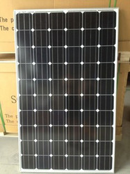 high quality price per watt solar panel thin solar panel manufacturer in China