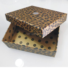 custom design packaging paper box cardboard printed gift box