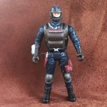 6inch realistic action figures/big soldier custom action figure/SWAT action figure