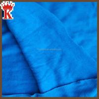 Hot selling brushed 32s 100% cotton fabric tubular