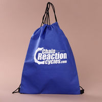 Low price Cheapest nonwoven foldable drawstring bag